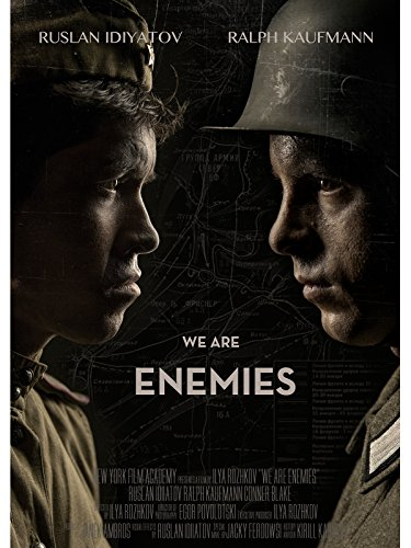 We are Enemies Cover