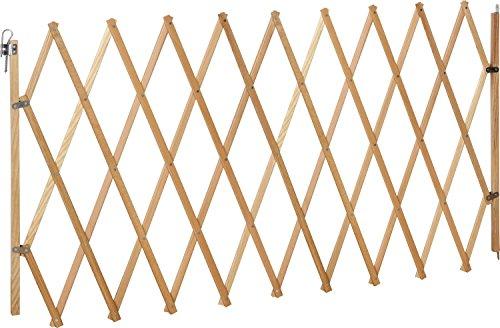 ib-style-barriere-de-securite-lin-xxl-pour-animaux-62-230-cm-2-couleurs-a-visser-fermeture-accordeon