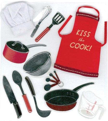 winston-bling-pegatinas-decorativas-diseno-de-utensilios-de-cocina-multicolor