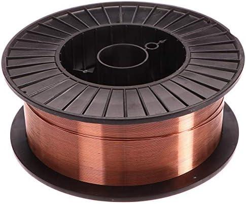 Geko G74111 acciaio dolce MIG bobina bobina bobina di filo di saldatura, 15 kg, 0.8 mm, bronzo | Diversi stili e stili  | Ufficiale  | Economico E Pratico  c1310d