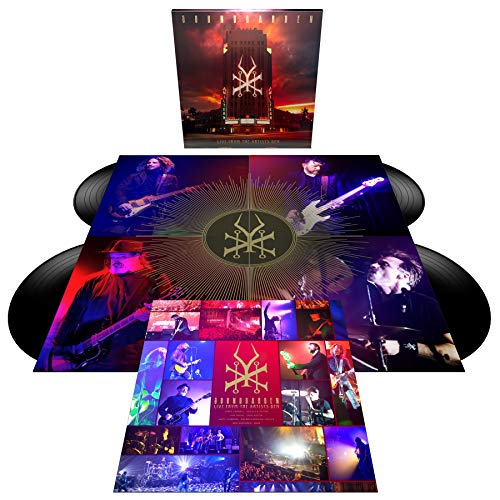 Live at the Artists Den (Ltd.4lp) [Vinyl LP]