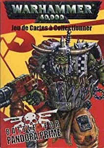 Warhammer 40,000 Battle for Pandora Prime CCG - Orks Starter Deck [Toy]
