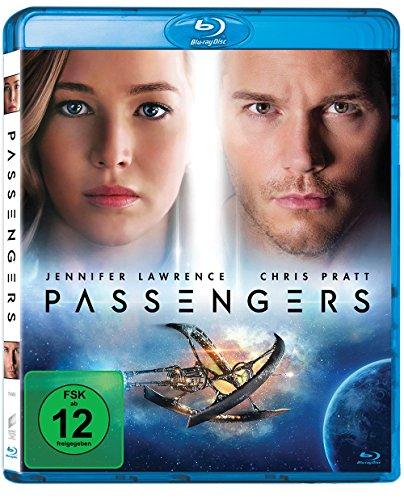 Preisvergleich Produktbild Passengers [Blu-ray]