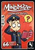 Pegasus Spiele MindMaze - Verzwickte Rätsel: 66 Kriminalfälle