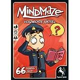 Pegasus Spiele 18252G - MindMaze Verzwickte Rätsel - 66 Kriminalfälle