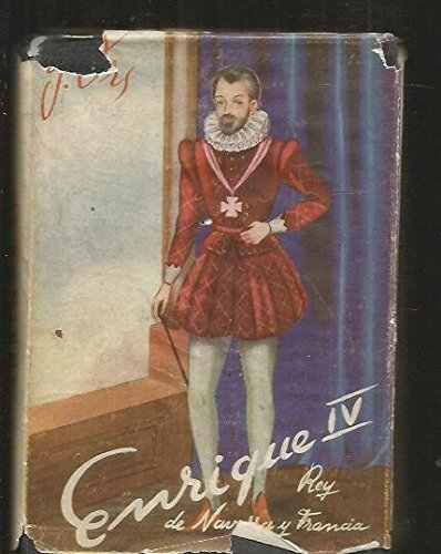 Enrique IV, rey de Navarra y Francia