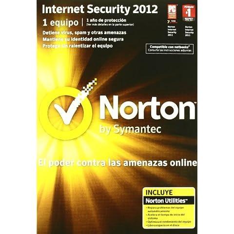 Norton Internet Security 2012 1 usuario MM + Norton utilities