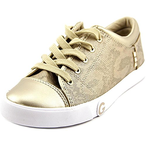 G By Guess Oona13 Femmes Synthétique Baskets gold