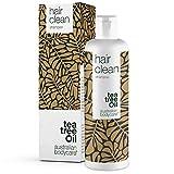Australian Bodycare Shampoo met Tea Tree Olie 250ml | Zuiverende Shampoo voor een Jeukende, Schilferige en Droge Hoofdhuid | Anti-Roos | Verzorging van Psoriasis & Eczeem | Voor Vlekken op de Hoofdhuid & Puistje | Goedgekeurd door Farmaceuten | 100%Vegan