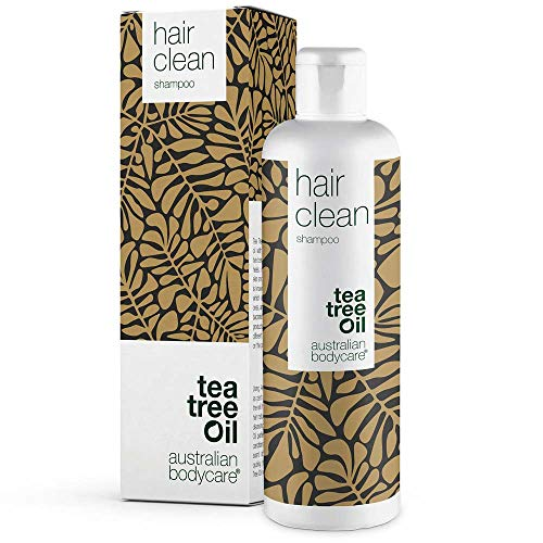 Australian Bodycare Tea Tree Shampoo - Teebaumöl Shampoo gegen Schuppen, Juckende und Trockene Kopfhaut - Auch gegen Pickel auf der Kopfhaut. Dandruff Shampoo - Anti-Schuppen Shampoo - Vegan, 250 ml