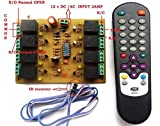 Wireless InfraRed IR 8 Channel Remote Co...