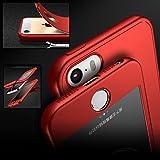 HICASER iPhone SE 360 Grad Hülle + Panzerglas, Komplettschutz Vorder und Rückseiten Schutz Schale Ganzkörper-Koffer Soft TPU Schutzhülle für iPhone 5 / 5s Schwarz - 4