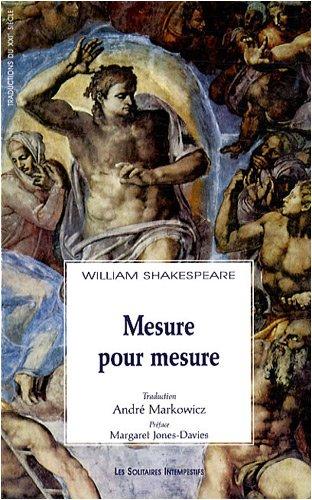 Mesure pour mesure