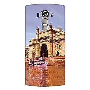 Mobo Monkey Designer Printed Back Case Cover for LG G4 :: LG G4 Dual LTE :: LG G4 H818P H818N :: LG G4 H815 H815TR H815T H815P H812 H810 H811 LS991 VS986 US991 (Mumbai :: Landmark :: Architecture :: Tourism :: Gateway Of India)