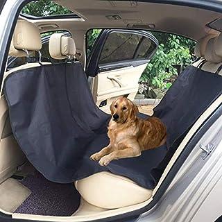 Hund Autositzbezug Pet Hinten Sitzbezug Wasserdichter Großer Rücksitzbezug mit rutschfester Unterlage und Sitzankern, Dog Travel Hammock Pet Sitzbezug