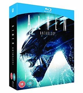Alien Anthology [Films 1-4] [Blu-ray] [1979] [4 Disc Set] (B006MGB31Q) | Amazon Products