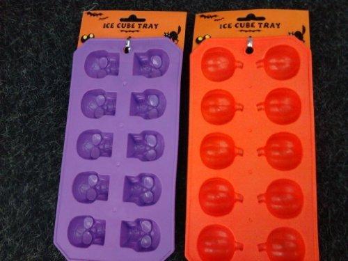Halloween Ice Cube Tabletts