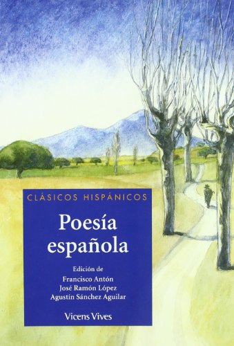 POESIA ESPAÑOLA+ ANEXO (CATALUNYA): 000002 (Clásicos Hispánicos) - 9788431697587 por Miguel De Unamuno