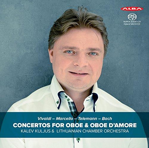 Konzerte Für Oboe & Oboe d'Amore