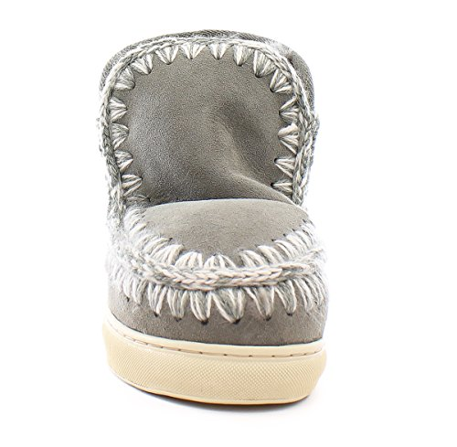 Mou Bottes en mouton Mini Eskimo Sneaker New Grey New Grey