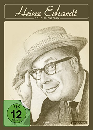 (Heinz Erhardt - Schelm-Edition [9 DVDs])