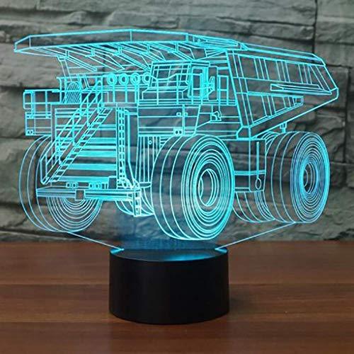 I will take action now Nachtlicht Auto RV Nachtlicht 3D Stereo Nachtlicht - Rv-stereo