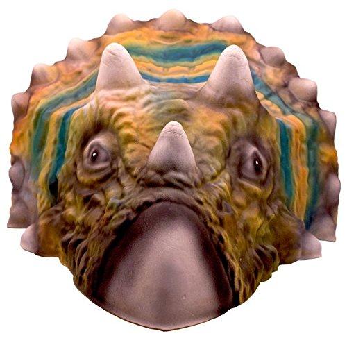 Folat EVA fiesta máscara con elástico XXL–Dinosaurio