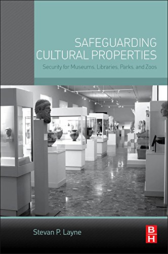 Safeguarding Cultural Properties: Security for Museums, Libraries, Parks, and Zoos (English Edition) (Lock Bolt Code)