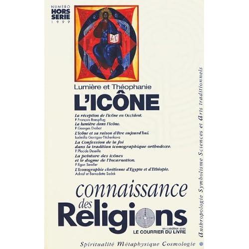 L'icône, connaissance des religions