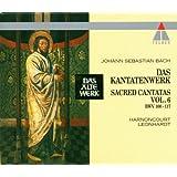 Bach, JS : Sacred Cantatas Vol.6 : BWV 100-117