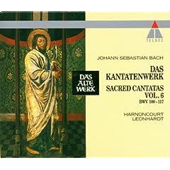 """Cantata No.116 Du Friedef�rst, Herr Jesu Christ BWV116 : IV Aria - """"Ach, wir bekennen unsre Schuld"""" [Boy Soprano, Tenor, Bass]"""