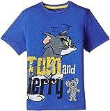 Tom and Jerry Boys' T-Shirt (TJ1DBT483_R...