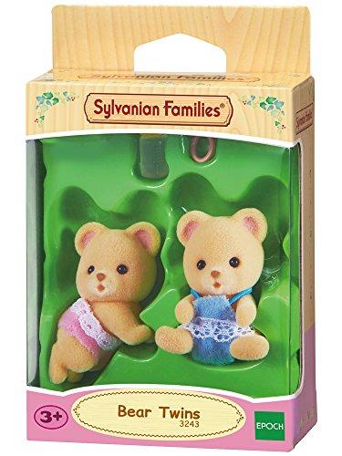 Sylvanian Families - Gemelos osos pardos (Epoch 3243)