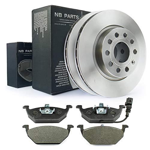 Bremsscheiben /Ø 239 mm//Bremsen Bremsbel/äge hinten