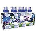 Robinsons Fruit Shoot Hydro Blackcurrant Kids Spring Water Drink, 200ml (Pack of 8)