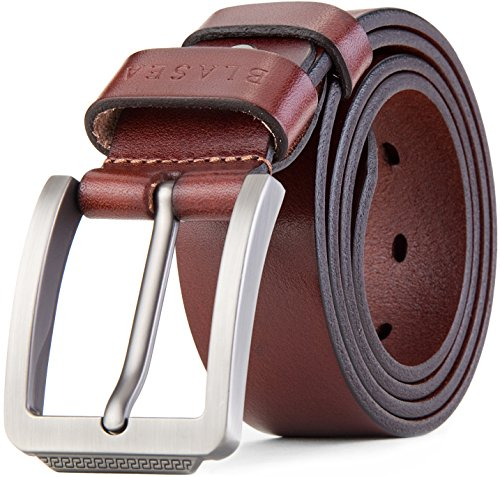 Blasea Full Grain Leather Casual Style Belts for Men