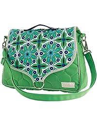 Cinda B Metro Bag, Verde Bonita , One Size