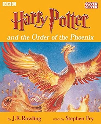 Click for larger image of Harry Potter and the Order of the Phoenix (Book 5 - Unabridged Audio Cassette Set)