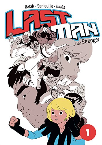 The Stranger (Last Man) por Bastien Vives