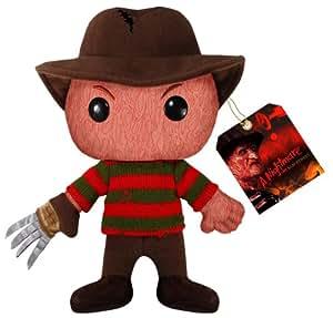 Nightmare on Elm Street peluche Freddy Krueger 18 cm