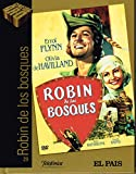 ROBIN DE LOS BOSQUES DVD+ LIBRO