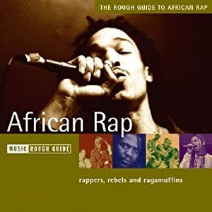 The Rough Guide To African Rap [Import anglais]