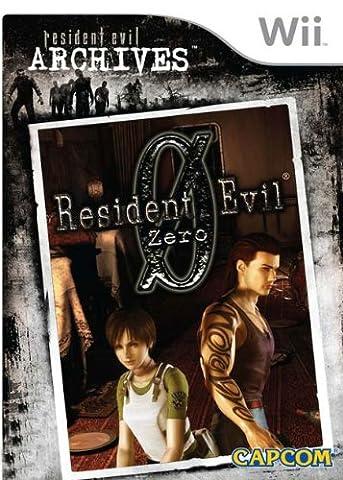Resident Evil Archives: Zero [UK Import] (Resident Evil Controller)
