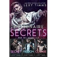 Billionaire Secrets Box Set Books #1-3: Billionaire Contemporary Romance Anthology (Billionaire Secrets Series Book 6) (English Edition)