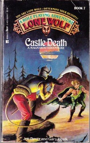 Castle Death (Lone Wolf Game-Book) por Joe Dever