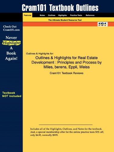 Descargar PDF Studyguide for Real Estate Development