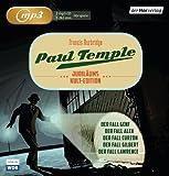 Paul Temple Jubiläums-Kult-Edition: Curzon/Gilbert/Lawrence/Genf/Alex - Francis Durbridge