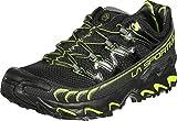 La Sportiva Ultra Raptor, Scarpe da Trail Running Uomo, (Nero/Verde Mela 000), 41 EU