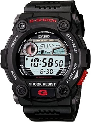 Casio G-Shock Herren- Armbanduhr G-ShockDigital Quarz G-7900-1ER