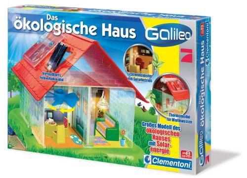 Clementoni 69231.6 - Galileo - Das ökologische Haus